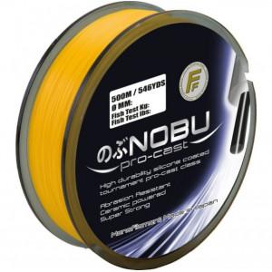 Fir monofilament Lineaeffe Nobu Pro-Cast Portocaliu, 250m