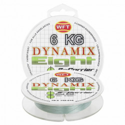 Fir textil Dynamix Eight Braid verde 150m WFT