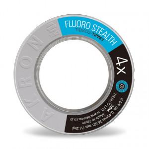 Fir Tiemco Fluorocarbon Stealth Tippet 7X 0.10mm, 2lb, 50m