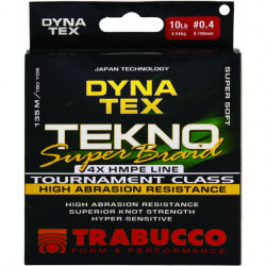 Fir Trabucco Tekno Super Braid, 135m