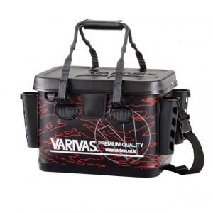 Geanta Varivas Tackle Bag, Rosu, 33cm
