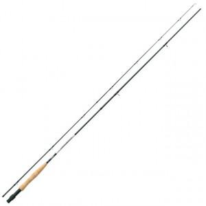 Lanseta musca Silver Shadow  Fly 2.40m / Clasa 5 / 2 tronsoane Jaxon