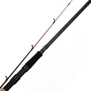 Lanseta Okuma Custom Black Feeder 3.90m, 60-120g, 3+3buc