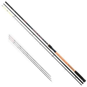 Lanseta Precision RPL Feeder Plus 3,90m/100gr/ 3+3 trons Trabucco