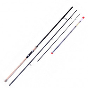 Lanseta Trakko Method Feeder 3.90m, 80-150g, 3+3buc