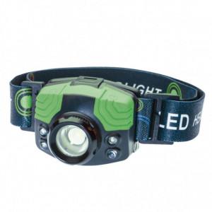 Lanterna de Cap Cu Senzor De Lumina Jaxon XPG Led-400 Im