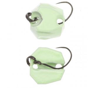 Lingurita oscilanta Neo Style Premium, 06 Super Green Glow, 1.8g