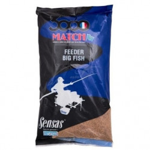 Nada Match Feeder Big Fish 1kg Sensas