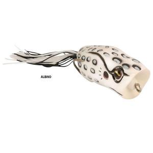 Naluca Popper Frog Albino 6cm/15gr Rapture