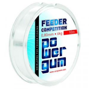 Power Gum Carp Zoom Feeder Competition, 10 m