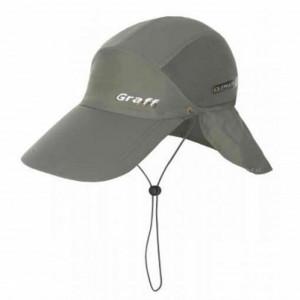 Sapca Graff Climate Pro, cozoroc lung si protectie ceafa