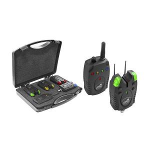 Set Avertizori Radio Piave 3+1 Carp Expert