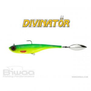 Shad Biwaa Divinator Junior Midori Silver 14cm 22g