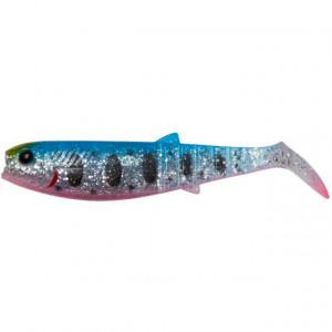Shad Savage Gear Cannibal, Blue Pink, 8cm, 5g, 4buc