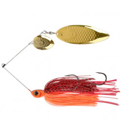 Spinnerbait Biwaa Dogon, Red Tiger, 21g