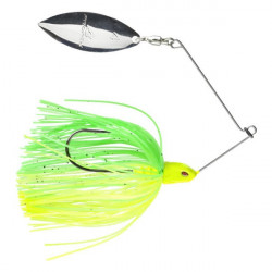 Spinnerbait Prorex Willow Spinner Green Chartreuse 7gr Daiwa