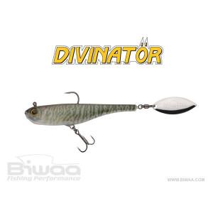 Spinnertail Divinator Junior Musky 14cm / 22g / 1buc / plic Biwaa