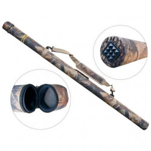 Tub camuflaj pentru undite si lansete 145cm d=75mm Baracuda