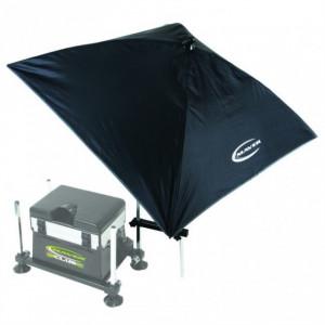 Umbrela Momeala Pentru Scaun Modular, 100cm Maver