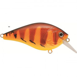 Vobler Fargo SQR Floating, Red Hot Craw, 6cm, 11g  Rapture