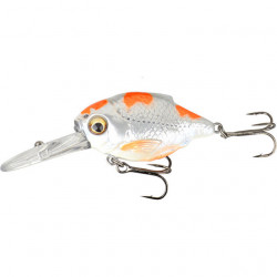 Vobler Savage Gear 3D Crucian Crank, Pearl White Silver, 4.6cm, 7g