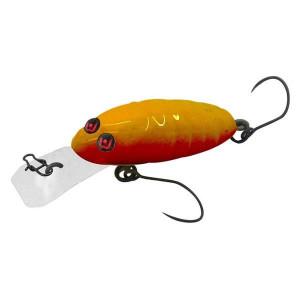 Vobler Trout Race Orange Redt 3,5cm/3,10g Nomura