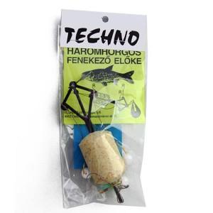 Montura Techno Top Trei carlige