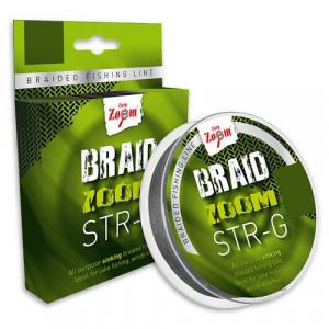Fir textil STR-G gri inchis 130m Carp Zoom