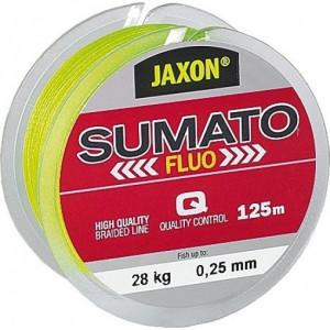 Fir textil Sumato Fluo 125m Jaxon