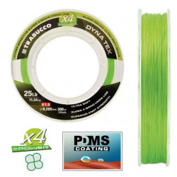 Fir X4 Power Lime Yellow, 150m Trabucco