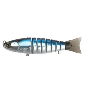 Vobler Swimbait Strout Blue Chrome 16cm / 52g Biwaa