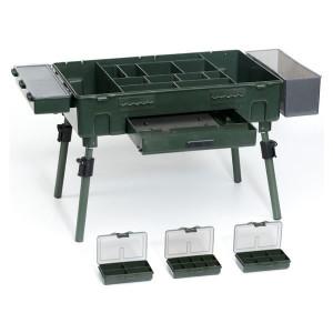 Masa Monturi Compartimentata RH-313, 48x32x14cm Jaxon