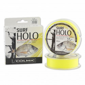 Fir monofilament Colmic Holo Surf Fluo 300m