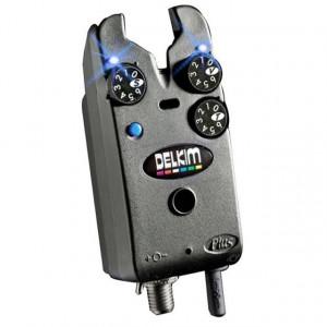 Avertizor electronic TX-I albastru Delkim