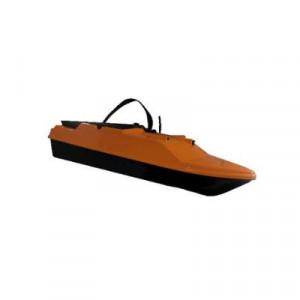 Barcuta plantat Smart Boat Ceed Lipo, 1 cuva, radiocomanda 2.4 Ghz, 6 canale