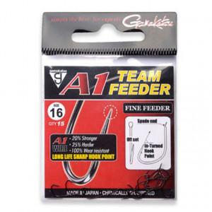 Carlige A1 Team Feeder Fine Gamakatsu