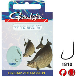 Carlige legate Bream Feeder Gamakatsu
