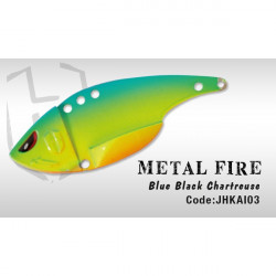 Cicada Metal Fire 5.2CM 12GR Blue Back Herakles