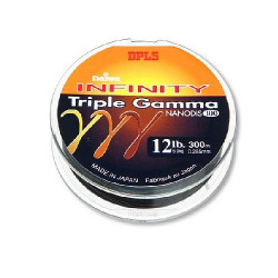Fir Daiwa Infinity Triple Gamma 300m 033mm/7,9kg