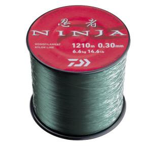 Fir Daiwa Ninja X, verde