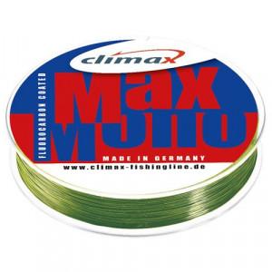 Fir monofilament Climax Max Mono, Verde, 100m