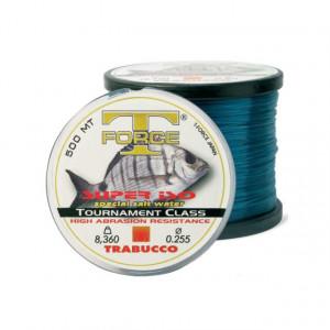 Fir monofilament T-Force Tournament Super ISO 500m Trabucco