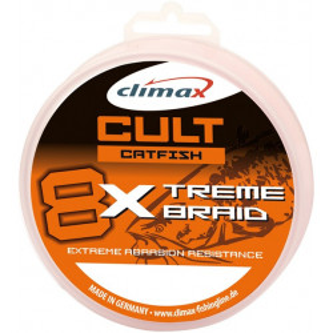 Fir textil Climax Cult Catfish X-Treme, gri, 1000m