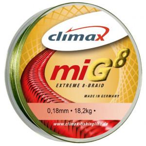 Fir Textil Climax MIG 8, verde, 135m