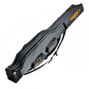 Husa Rigida Sportex Super Safe V Grey, 2 compartimente