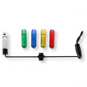 Kit indicatoare color pentru swingere 5buc Prologic