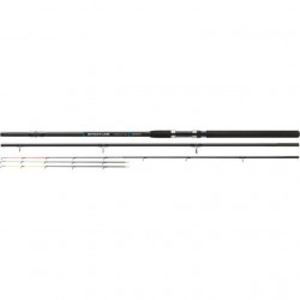 Lanseta Cormoran Sportline Feeder 3.60m, 40-120g, 3+3buc