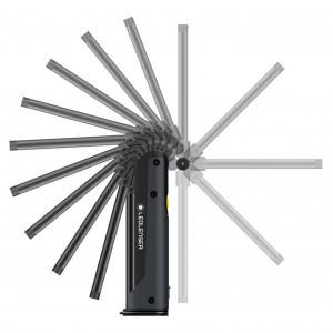 Lanterna Led Lenser IW5R Flex, 600 lumeni