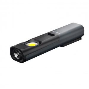 Lanterna Led Lenser iW7R Black, 600 lumeni