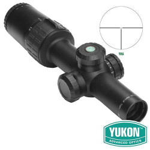 Luneta arma Yukon Jaeger 1-4x24 T01I